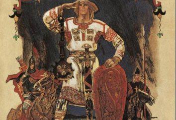 """The Tale of """"Battle on the Kalinov Bridge"""": un complot, des illustrations et un plan"""