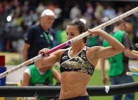 Biografie Eleny Isinbaevoy – Olympiasieger