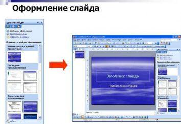 Dokonywanie slajd prezentacji