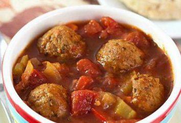 gnocchi di zuppa vegetale: una descrizione dettagliata e metodi per preparare