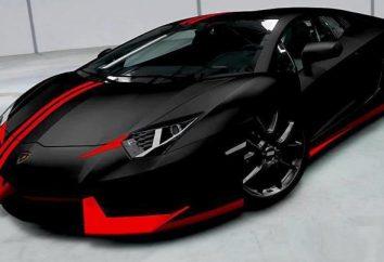 Combien est « Lamborghini »? Modèle exclusif de la célèbre supercar et le prix