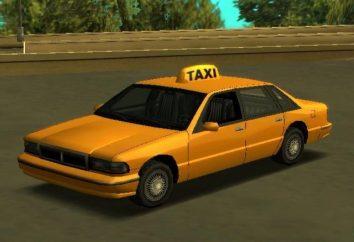 Como Sampo chamar um táxi? GTA SAMP – regras do jogo