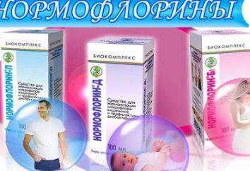 """Lek """"Normoflorin"""": Opinie matek i lekarzy"""