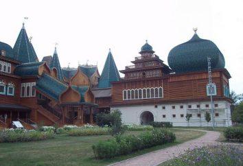 "Farmstead Museum ""Kolomenskoye"". Arrivare al ""Kolomenskoye"" Museo-riserva?"