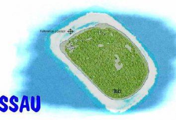 Nassau: Île dans l'océan Pacifique et est la capitale des Bahamas. Attractions, plages, climat Nassau