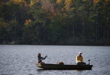 Relatórios sobre a pesca na região de Vologda: rios e lagos