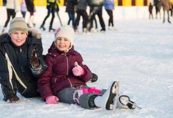 Jak wybrać łyżwy dla dzieci kręcone?