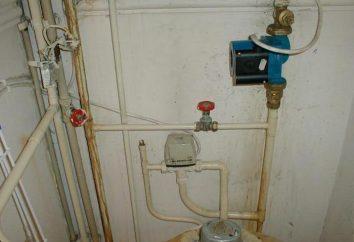 Perché caduta di pressione nel sistema di riscaldamento? valvola di sicurezza del sistema di riscaldamento. Quanta pressione dovrebbe essere nel sistema di riscaldamento