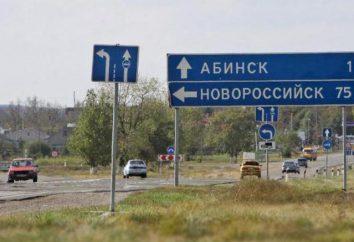 Regione di Krasnodar, Abinsk: recensioni di trasferimenti in residenza permanente