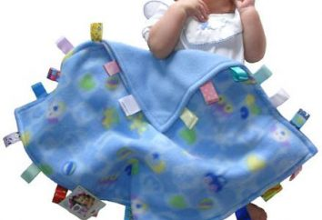 manta de bebé. sueño saludable para su bebé