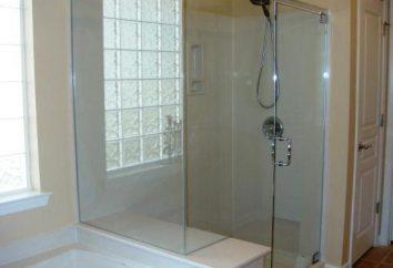 Moderne Dusche Ecken: die Typen und Empfehlungen für die Wahl