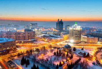 Novosibirsk: popolazione