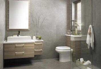 La progettazione di servizi igienici e bagni come parte integrante degli interni