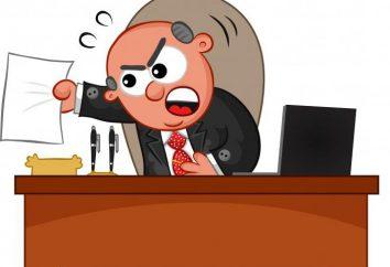 Novosibirsk lista negra empregadores. Comentários de empresas de empregadores