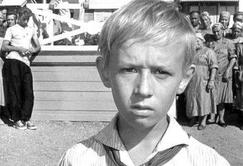 """Radziecki film """"Witamy, lub No Trespassing"""": aktorzy i role"""