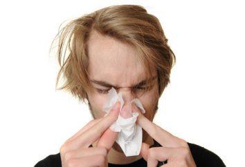 Wyciek z nosa – co to jest? Objawy i leczenie