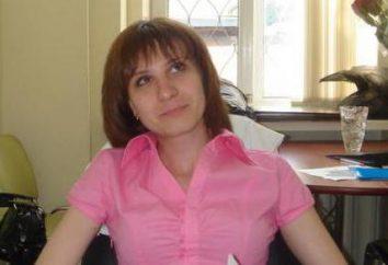 Marina Efiminyuk: scrittore creativo