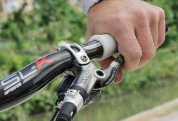 Hydraulische Bremsen und sein Schema. Hydraulische Bremsen auf dem Fahrrad