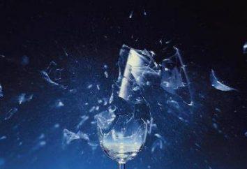 Che sogno per rompere il vetro? Il valore del sonno con il vetro rotto