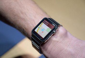 Apple Watch – commentaires, caractéristiques, caractéristiques