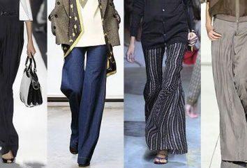 Come indossare pantaloni?