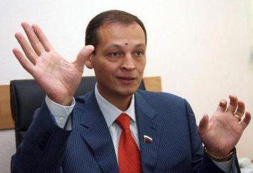 Zastępca Dumy Państwowej o zwołaniu VI Airat Khairullin: Biografia, praca