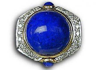 Wise lapis lazuli. Propriétés de la pierre