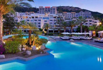 Sheraton Rhodes Resort 5 * (Rhodos, Griechenland): Beschreibung des Hotels und Bewertungen