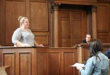 L'esame dei testimoni e della vittima