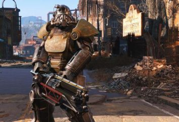 """Un'arma unica nel """"Fallout 4"""""""