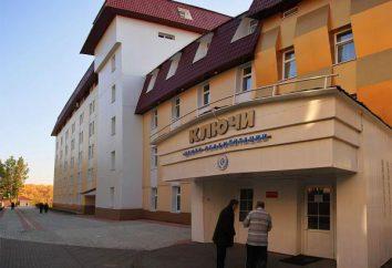 """""""Keys"""" Tomsk. Sanatorium i LOC. Obsługa i sprzężenie zwrotne"""