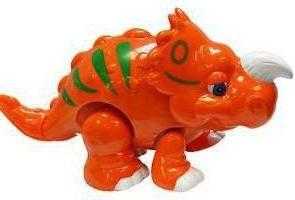 dinossauro brinquedo das crianças no controle remoto: uma revisão de tipos, fabricantes e comentários