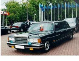 ZIL-117 – kiedykolwiek żyjących samochód