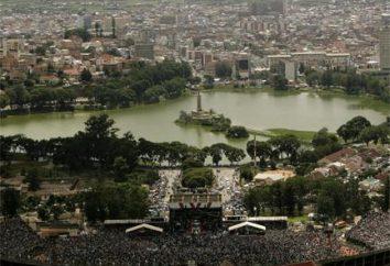 O desconhecido, a capital misteriosa de Madagáscar – Antananarivo