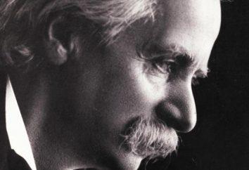 compositeur norvégien Edvard Grieg: Biographie (résumé)