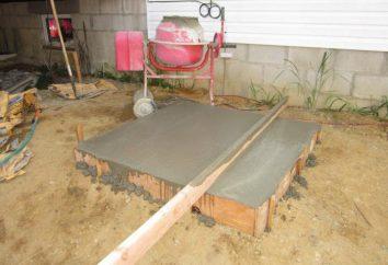 Urządzenie podłoga wylewka: materiały, technologie i kamienie milowe