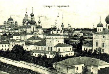 Atrakcje Arzamas: krótki opis, zdjęcia