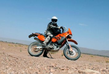 Podróż Enduro. Najlepsze motocykle dla długich dystansach