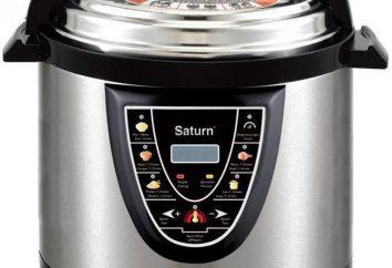 """Marca el """"Saturno"""" – multivarka para la cocina moderna"""