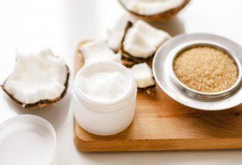 Fa olio di cocco per le smagliature?