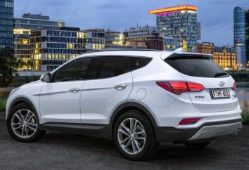 """Hyundai Santa Fe"" 2.2 diesel comentarios:"