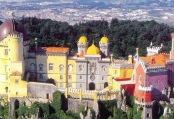 Pena Palace (Portugal, Sintra): descrição, opiniões