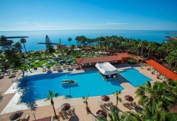 Cavo Maris Beach Hotel 3 * (Chipre / Protaras): fotos e comentários