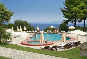 Alkyon Resort Hotel 4 * (Kassandra, Halkidiki): Descripción de las habitaciones, las revisiones