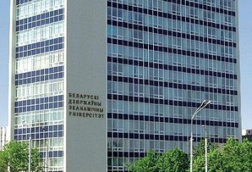 Belarusian Wirtschaftsuniversität: Beschreibung, Spezialität und Bewertungen