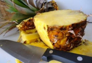 Jak czyścić ananasa – kilka prostych wskazówek