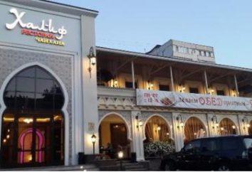 """Restauracja """"Khalif"""" w Noginsku: menu, zdjęcie"""