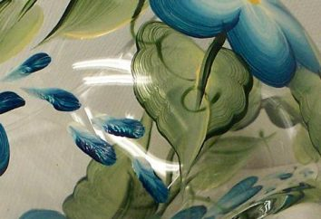 butelka malowana farbami akrylowymi. butelki ze szkła barwionego malowanie