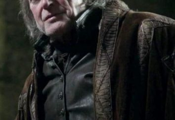 """Walder Frey caractère """"- Game of Thrones"""". Description du héros et l'acteur"""