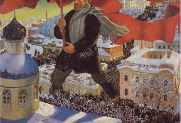 Los ejemplos de la revolución en Rusia y Francia